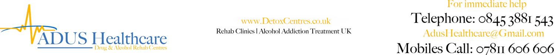 Detox Centres